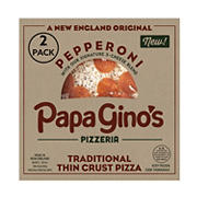 Papa Gino's Pepperoni Pizza, 2 pk.