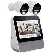 Lorex Home Center with 2 1080p Wi-Fi Outdoor Cameras