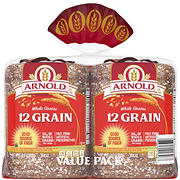 Arnold 12 Grain Bread, 2 pk.