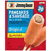 Jimmy Dean Pancake and Sausage on a Stick, 20 ct.