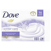 Dove Winter Beauty Bar, 16 ct.