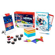 Osmo Genius Starter Kit & Super Studio Mickey Mouse & Friends Bundle