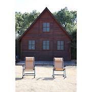 Berkley Jensen Deluxe Rocking Chairs, 2 pk.