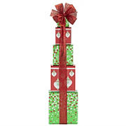 Festive Holiday Tower Gift Set