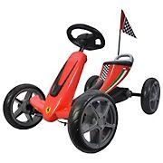 Best Ride On Cars Ferrari Go Kart - Red
