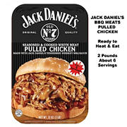 Jack Daniel's Seasoned & Cooked Pulled Chicken, 32 oz.