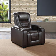 Northridge Home Ferguson Power Theater Chair with White Glove Delivery