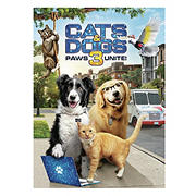 Cats & Dogs 3:Paws Unite!