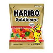 Haribo Goldbear Gummi Bears, 12 ct.
