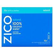 Zico Natural Coconut Water, 12pk./16.9 oz.