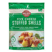 Wellsley Farms Five Cheese Stuffed Shells, 4 lbs.