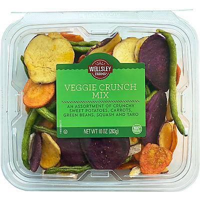 Wellsley Farms Veggie Crunch Mix, 11 oz.