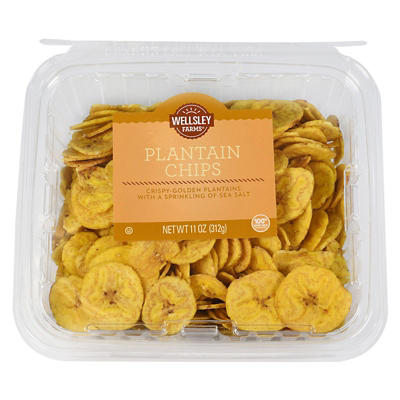 Wellsley Farms Plantain Chips, 11 oz.