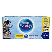 Nestle Pure Life Justice League Collection Purified Bottled Water, 35 pk./11.15 oz.