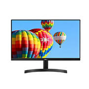 LG 24'' LED 1080p IPS Gaming Monitor with Radeon FreeSync - 24MK600M