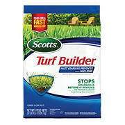 Scotts Turf Builder Halts Crabgrass Preventer with Lawn Food, 14M