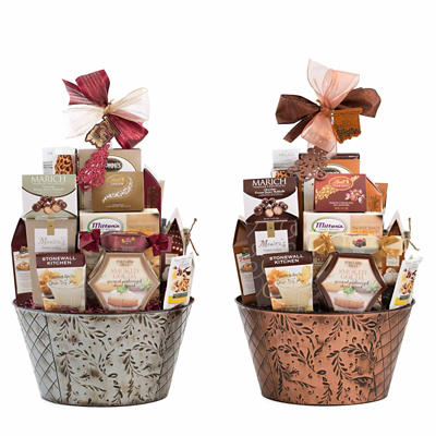Heartland Gift Basket - Assorted Colors