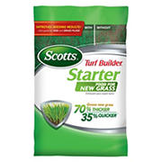 Scotts Turf Builder Starter Food for New Grass, 5M