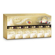Lindt Lindor Party Favor Gift Box Multi Pack, 6 ct.