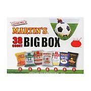 Martin's Big Box Variety Snacks, 38 ct.