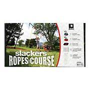 Slackers Ninjaline 36' Ropes Course+P96Q95P95