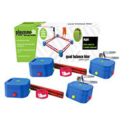 Playzone-Fit Balance Blox Quad Jr. Slackline Kit
