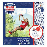 American Ninja Warrior 80' Zipline Kit