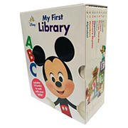Disney Baby 10-Volume Library