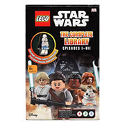 LEGO Star Wars: The Complete Library Episodes I - VII