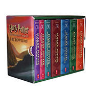Harry Potter The Complete Series Paperback Boxed Set 1-7