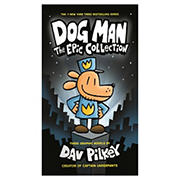 Dog Man: The Epic Collection Boxed Set 1-3