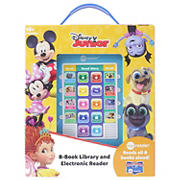 Disney Junior Mickey Mouse Clubhouse, Puppy Dog Pals and More! Me Reader Electronic Reader and 8-Book Library