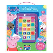 Peppa Pig Me Reader Electronic Reader and 8-Sound Book Library