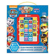 Nickelodeon Paw Patrol Me Reader Electronic Reader and 8-Book Library