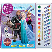 Frozen Deluxe Poster Paint & Color