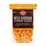 Wellsley Farms Mild Cheddar Cheese Cubes, 2 lbs.