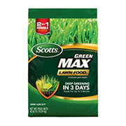 Scotts Green Max Lawn Food - Florida Fertilizer, 14M