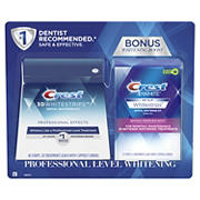 Crest 3D Whitestrips Teeth Whitening Kit, 12 ct.