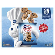 Pillsbury Soft Baked Mini Chocolate Chip Cookies, 28 ct.