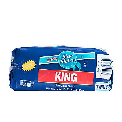 Schmidt Blue Ribbon King Enriched White Bread, 20 oz.