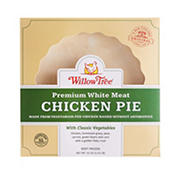 Willow Tree Chicken Pie with Classic Vegetables, 52 oz.