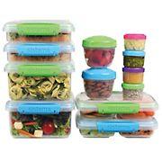 Sistema KLIP IT 28-Pc. Food Storage Set