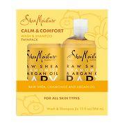 SheaMoisture Chamomile & Argan Oil Baby Wash & Shampoo, 2 ct.