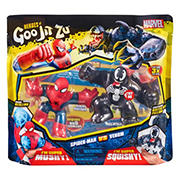 Heroes of Good Jit Zu Marvel Versus Pack - Spiderman vs. Venom