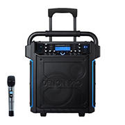 Denon Professional Commander Sport Portable PA System with Bluetooth