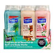 Suave Moisturizing Body Wash Variety Pack, 3 ct.