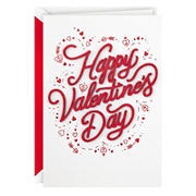 Hallmark Valentine's Day Card - Happy Heart