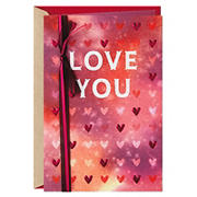 Hallmark Valentine's Day Card - The Right Words