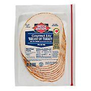 Dietz and Watson Gourmet Pre-Sliced Lite Turkey Breast, 16 oz.