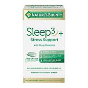Nature's Bounty Sleep3+ Stress Support, 120 ct.